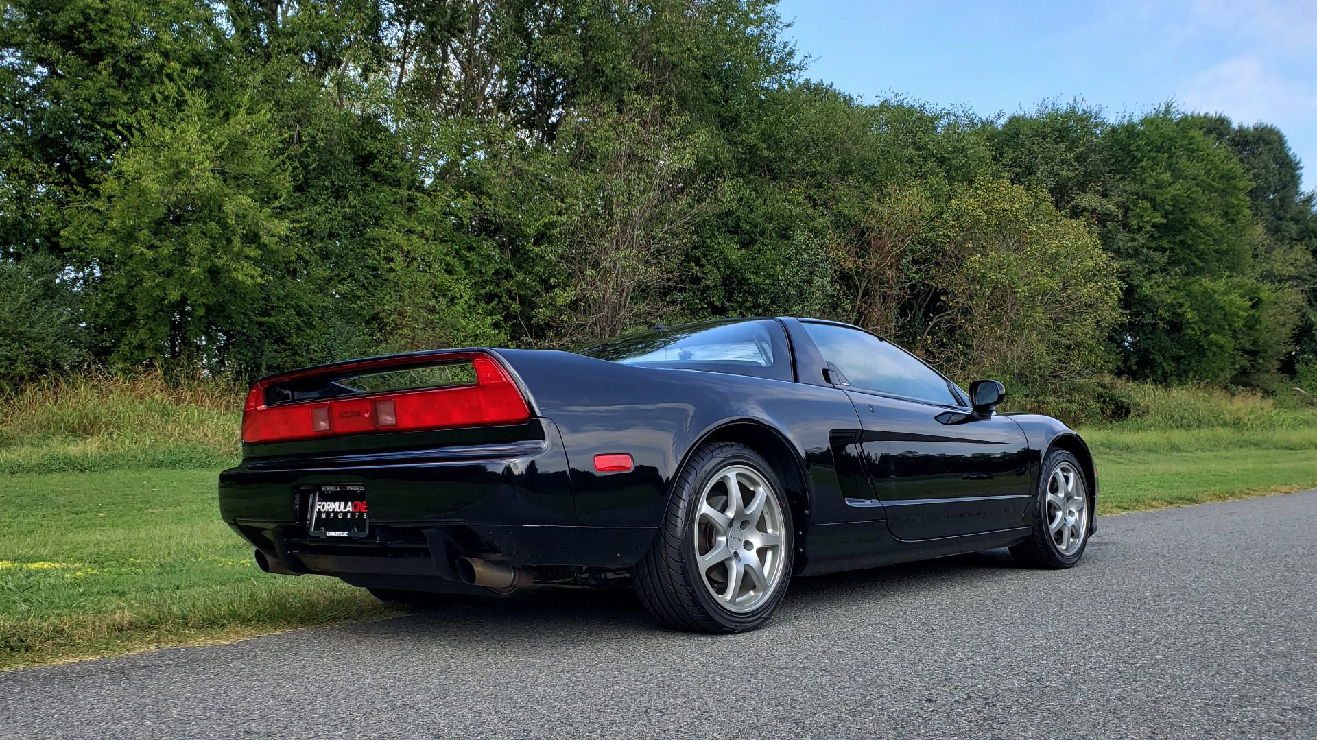 Used 1995 Acura NSX OPEN TOP / 5-SPD MAN / LOW MILES / SUPER CLEAN for sale Sold at Formula Imports in Charlotte NC 28227 29