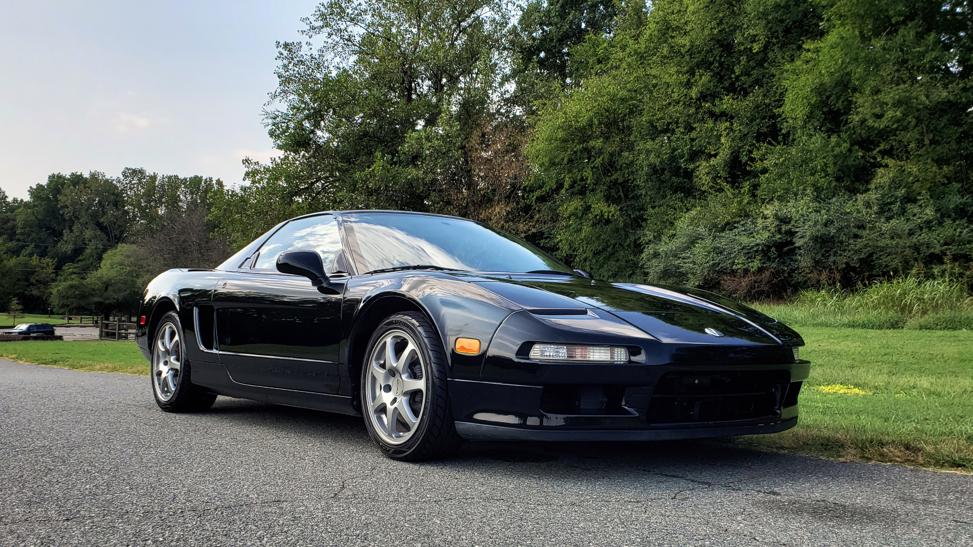 Used 1995 Acura NSX OPEN TOP / 5-SPD MAN / LOW MILES / SUPER CLEAN for sale Sold at Formula Imports in Charlotte NC 28227 31