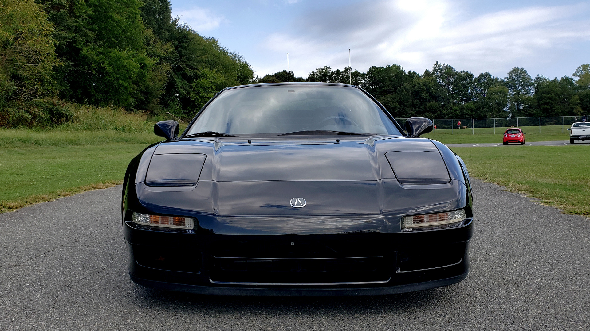 Used 1995 Acura NSX OPEN TOP / 5-SPD MAN / LOW MILES / SUPER CLEAN for sale Sold at Formula Imports in Charlotte NC 28227 4