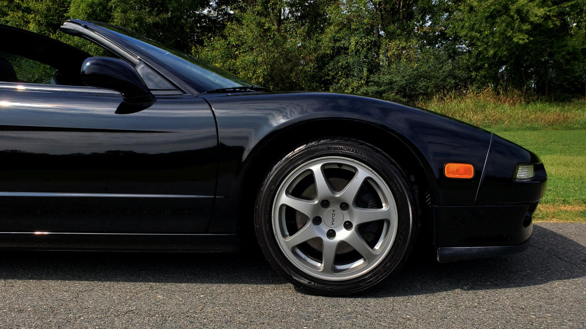 Used 1995 Acura NSX OPEN TOP / 5-SPD MAN / LOW MILES / SUPER CLEAN for sale Sold at Formula Imports in Charlotte NC 28227 58
