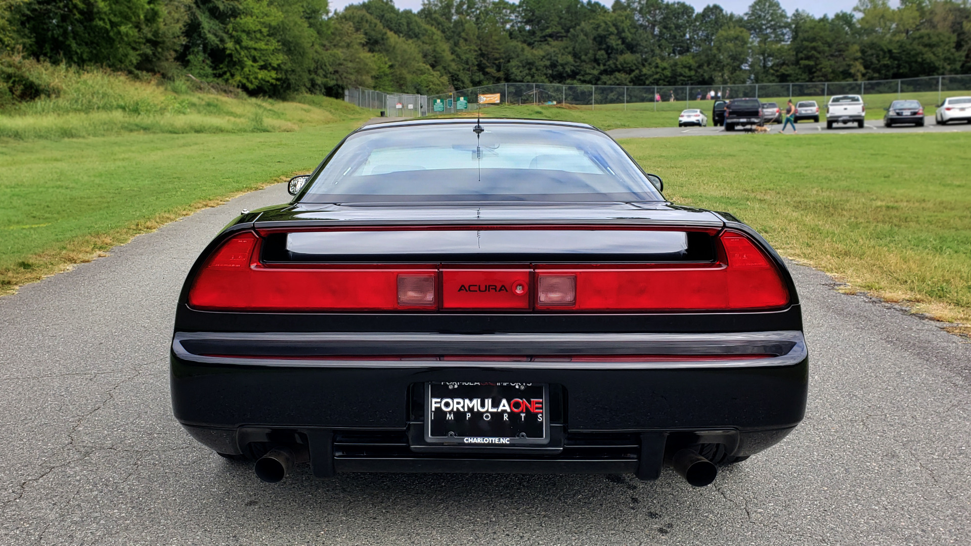 Used 1995 Acura NSX OPEN TOP / 5-SPD MAN / LOW MILES / SUPER CLEAN for sale Sold at Formula Imports in Charlotte NC 28227 63