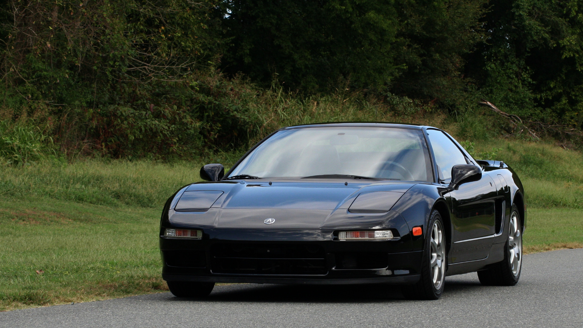 Used 1995 Acura NSX OPEN TOP / 5-SPD MAN / LOW MILES / SUPER CLEAN for sale Sold at Formula Imports in Charlotte NC 28227 73