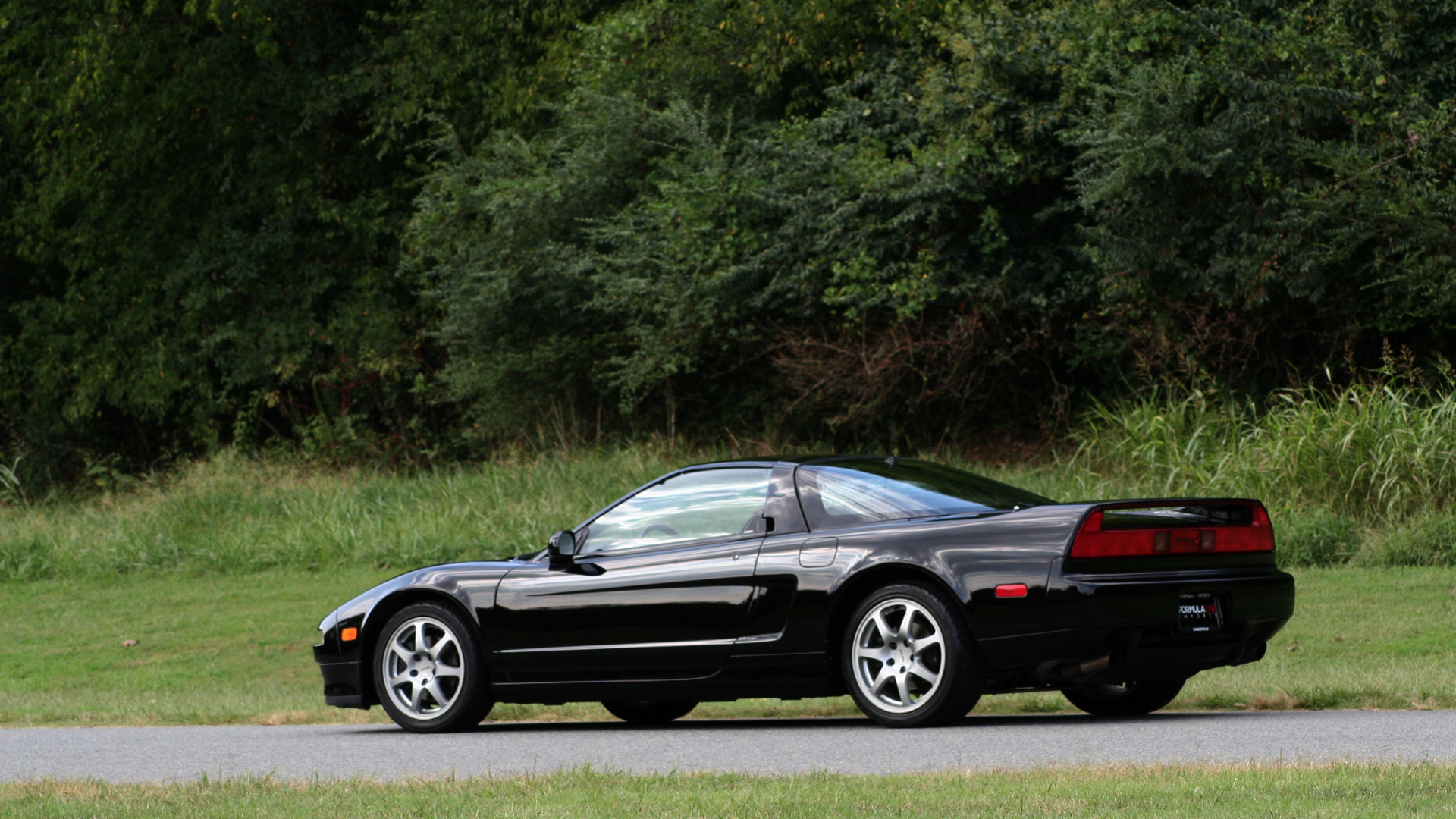 Used 1995 Acura NSX OPEN TOP / 5-SPD MAN / LOW MILES / SUPER CLEAN for sale Sold at Formula Imports in Charlotte NC 28227 76