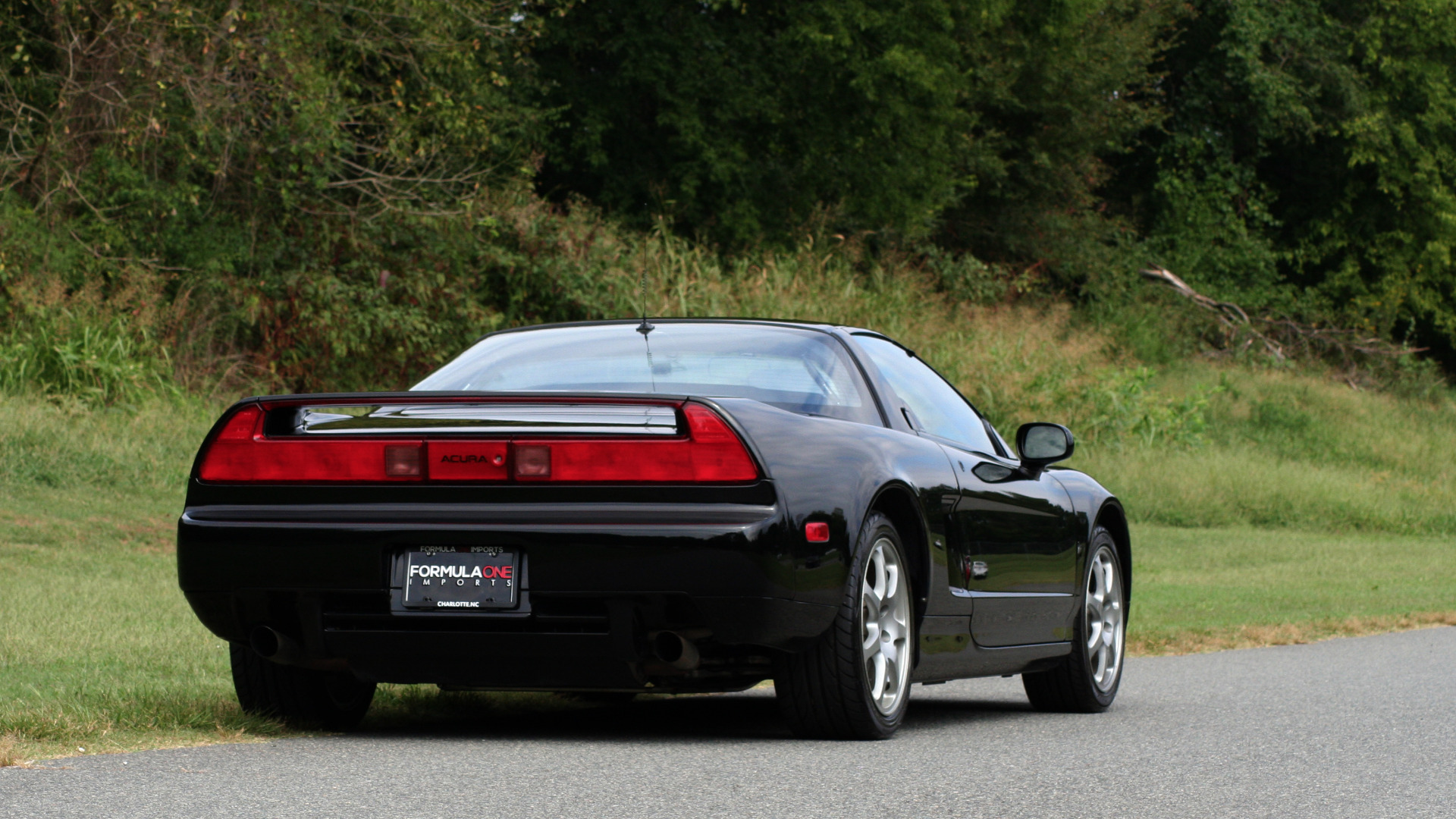 Used 1995 Acura NSX OPEN TOP / 5-SPD MAN / LOW MILES / SUPER CLEAN for sale Sold at Formula Imports in Charlotte NC 28227 78