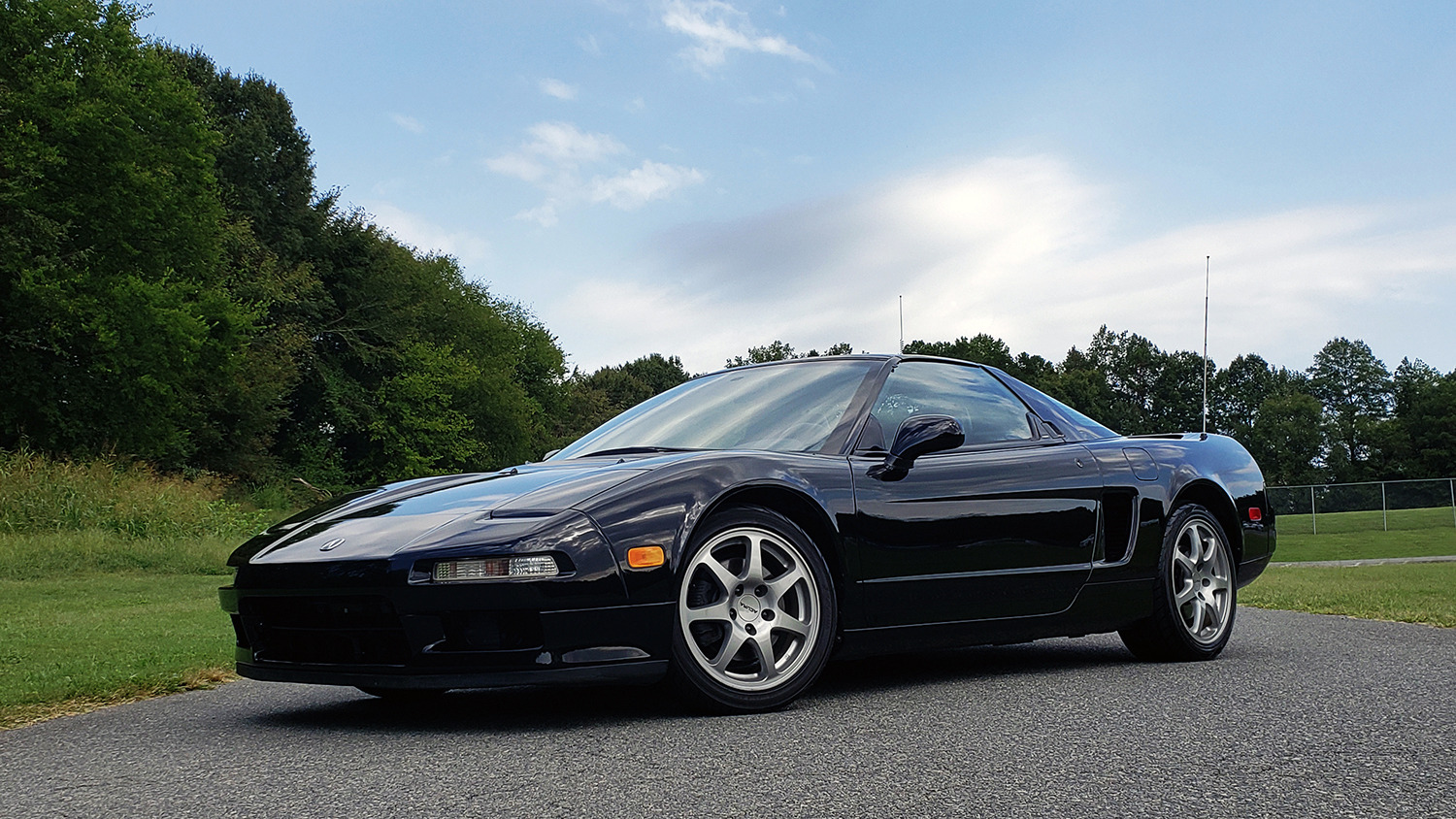 Used 1995 Acura NSX OPEN TOP / 5-SPD MAN / LOW MILES / SUPER CLEAN for sale Sold at Formula Imports in Charlotte NC 28227 82