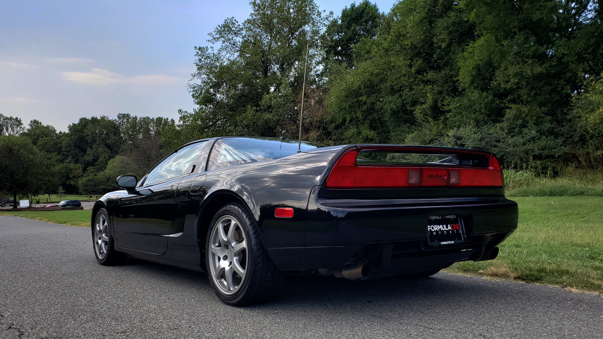 Used 1995 Acura NSX OPEN TOP / 5-SPD MAN / LOW MILES / SUPER CLEAN for sale Sold at Formula Imports in Charlotte NC 28227 9