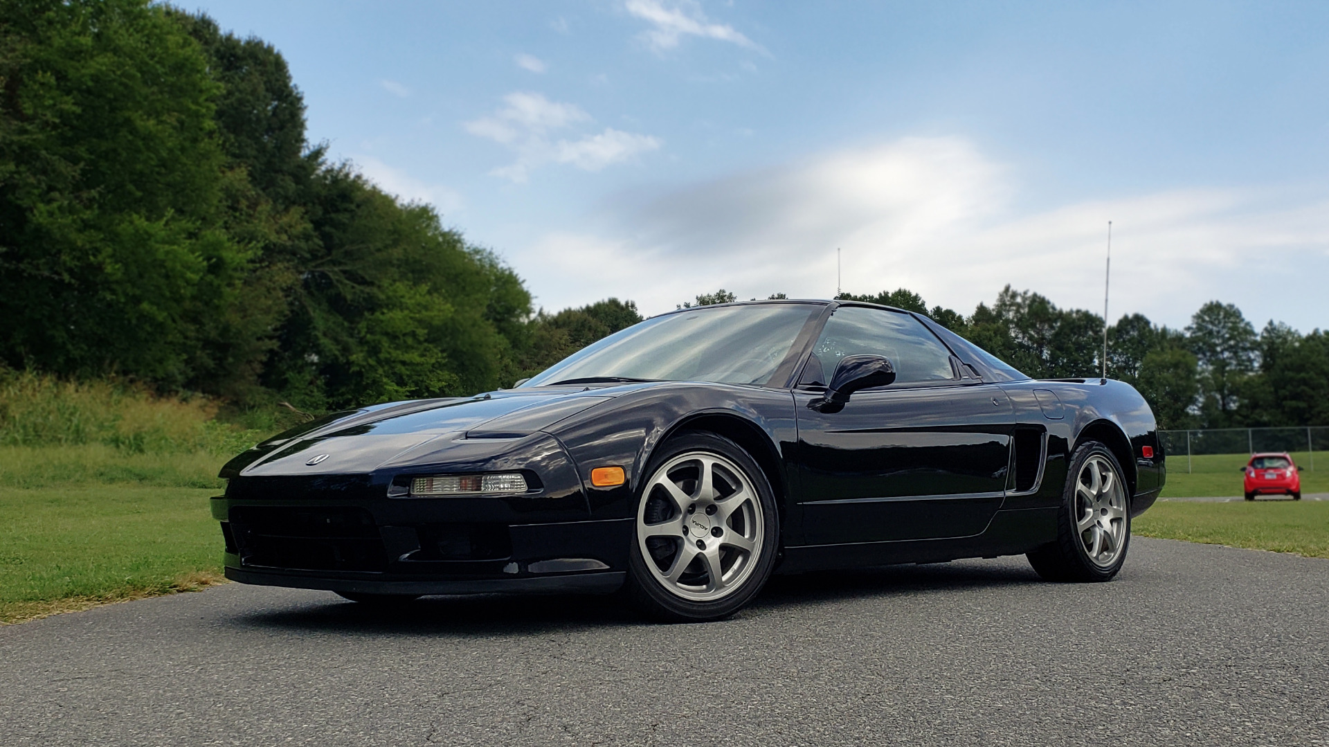 Used 1995 Acura NSX OPEN TOP / 5-SPD MAN / LOW MILES / SUPER CLEAN for sale Sold at Formula Imports in Charlotte NC 28227 1