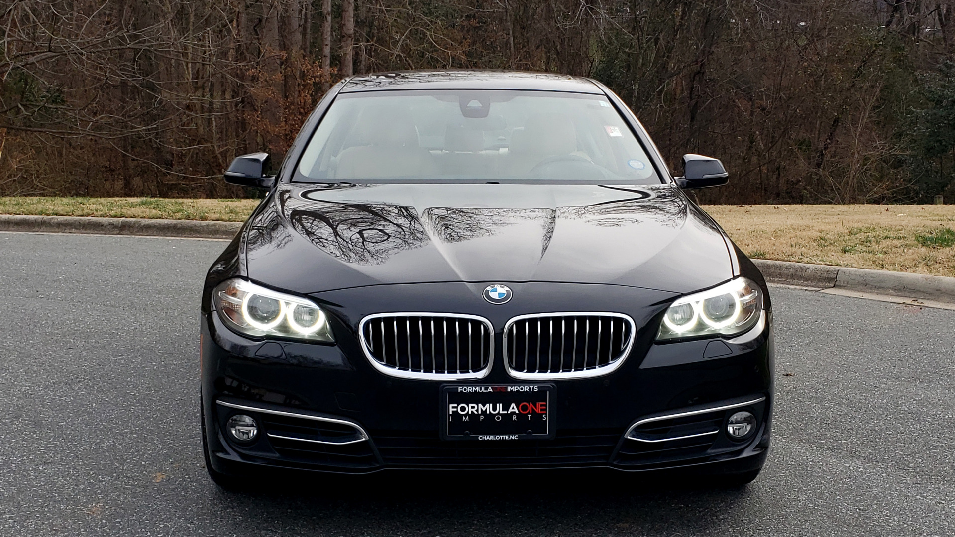 Used 2016 BMW 5 SERIES 528i XDRIVE / PREM PKG / DRVR ASST PLUS / LUXURY / COLD WTHR for sale Sold at Formula Imports in Charlotte NC 28227 23