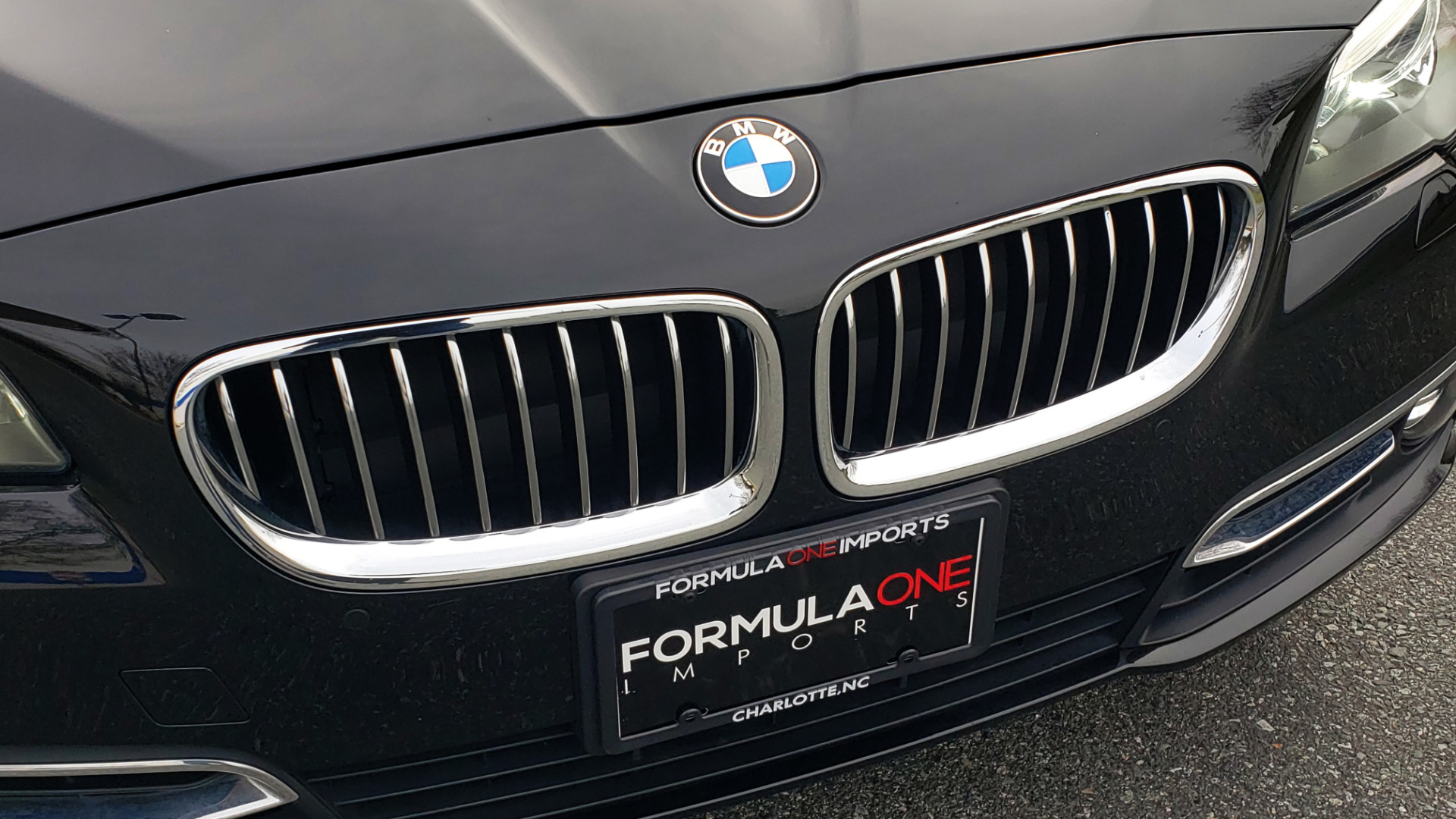 Used 2016 BMW 5 SERIES 528i XDRIVE / PREM PKG / DRVR ASST PLUS / LUXURY / COLD WTHR for sale Sold at Formula Imports in Charlotte NC 28227 26