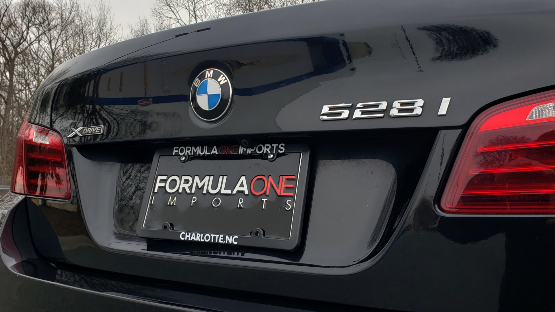 Used 2016 BMW 5 SERIES 528i XDRIVE / PREM PKG / DRVR ASST PLUS / LUXURY / COLD WTHR for sale Sold at Formula Imports in Charlotte NC 28227 34
