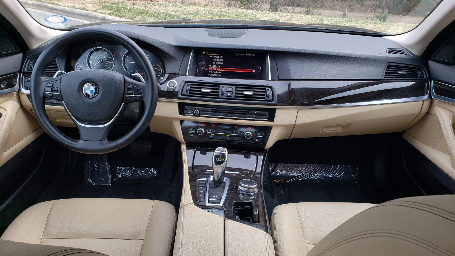 Used 2016 BMW 5 SERIES 528i XDRIVE / PREM PKG / DRVR ASST PLUS / LUXURY / COLD WTHR for sale Sold at Formula Imports in Charlotte NC 28227 79