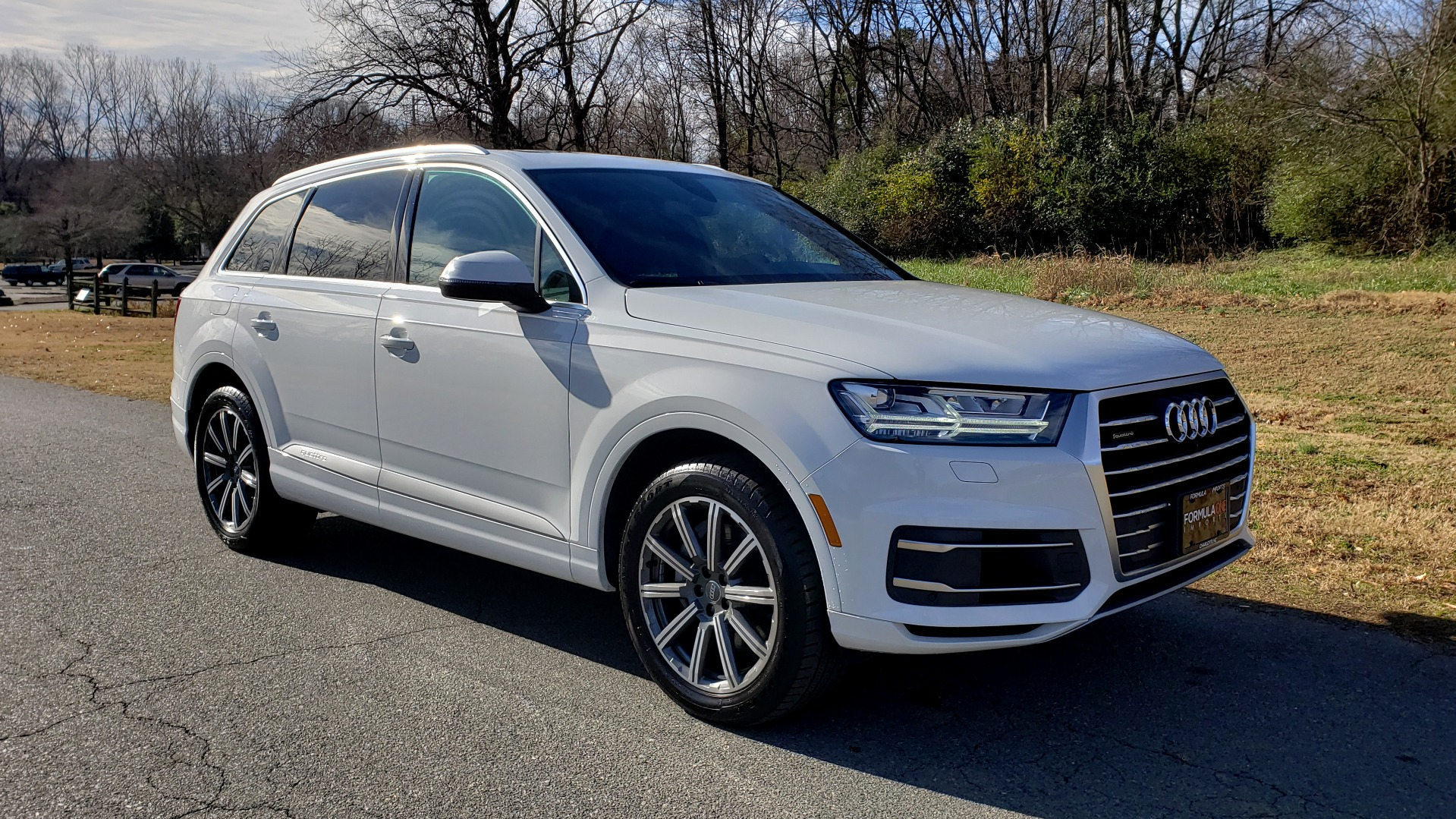 Used 2017 Audi Q7 PRESTIGE / DRVR ASST / CLD WTHR / TOW PKG / BOSE for sale Sold at Formula Imports in Charlotte NC 28227 15