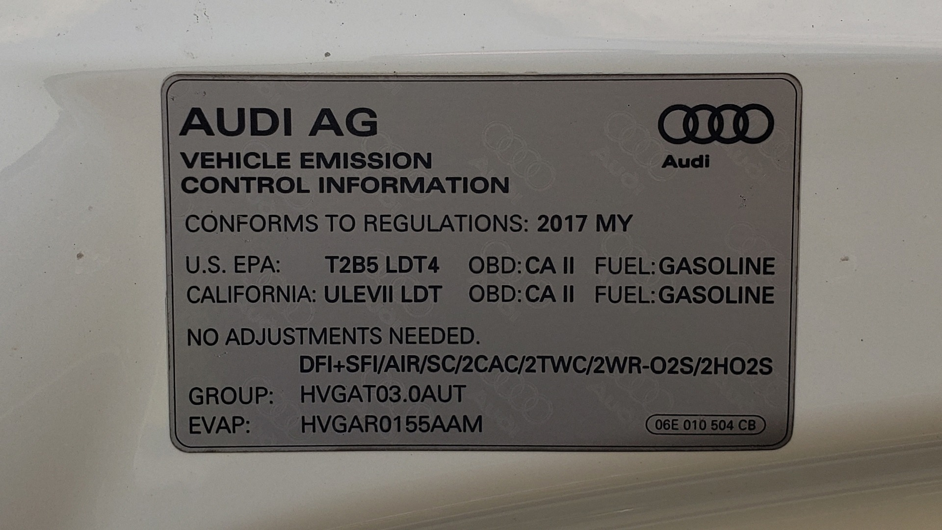 Used 2017 Audi Q7 PRESTIGE / DRVR ASST / CLD WTHR / TOW PKG / BOSE for sale Sold at Formula Imports in Charlotte NC 28227 18