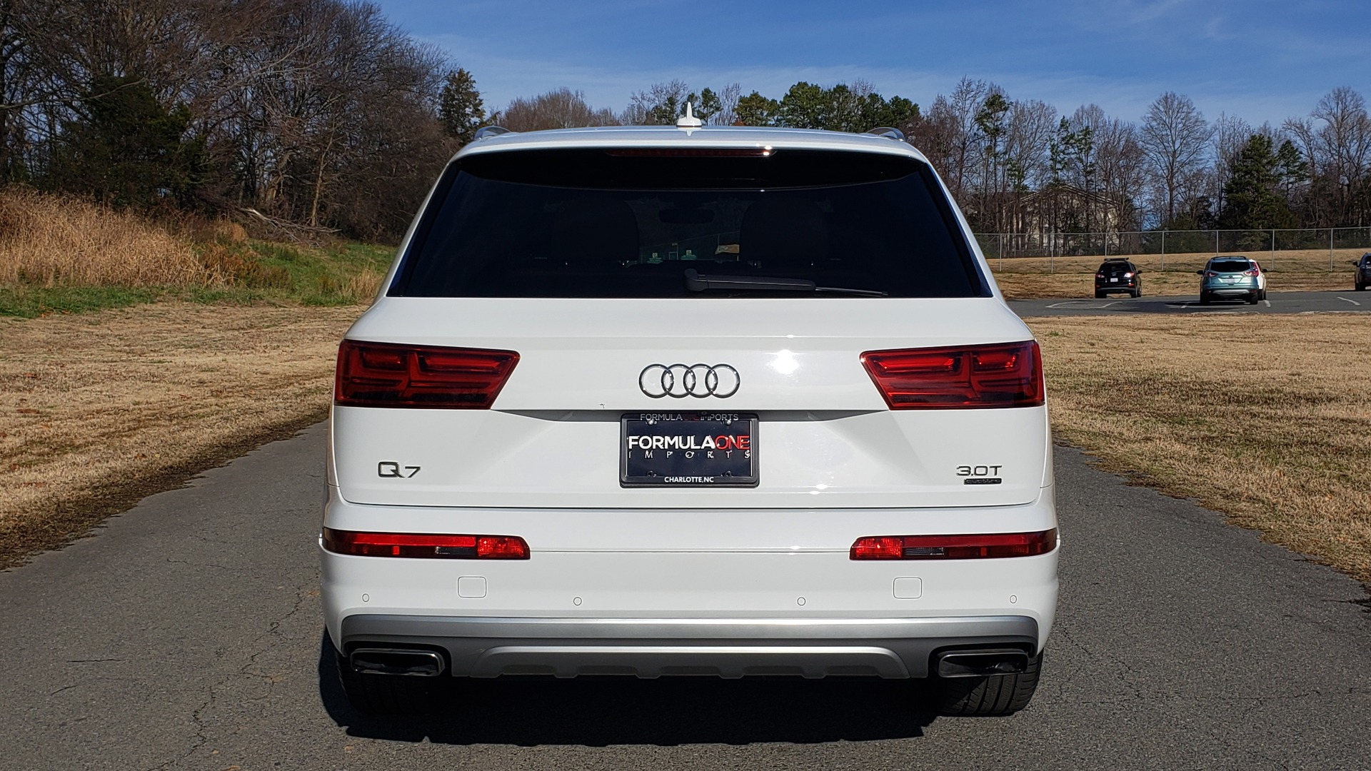 Used 2017 Audi Q7 PRESTIGE / DRVR ASST / CLD WTHR / TOW PKG / BOSE for sale Sold at Formula Imports in Charlotte NC 28227 26
