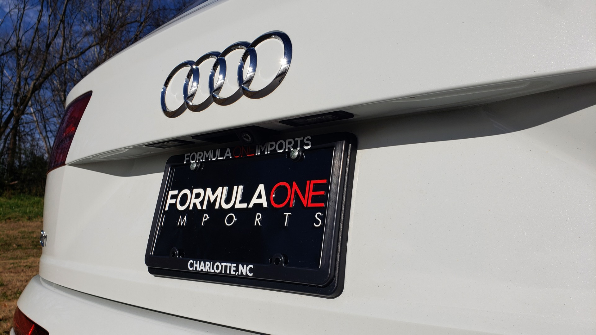 Used 2017 Audi Q7 PRESTIGE / DRVR ASST / CLD WTHR / TOW PKG / BOSE for sale Sold at Formula Imports in Charlotte NC 28227 29