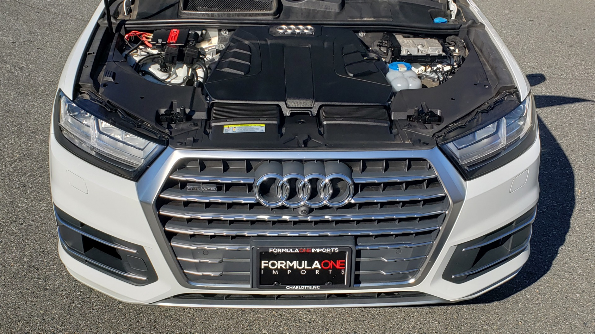 Used 2017 Audi Q7 PRESTIGE / DRVR ASST / CLD WTHR / TOW PKG / BOSE for sale Sold at Formula Imports in Charlotte NC 28227 41