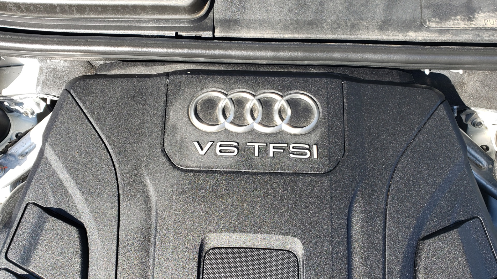Used 2017 Audi Q7 PRESTIGE / DRVR ASST / CLD WTHR / TOW PKG / BOSE for sale Sold at Formula Imports in Charlotte NC 28227 43