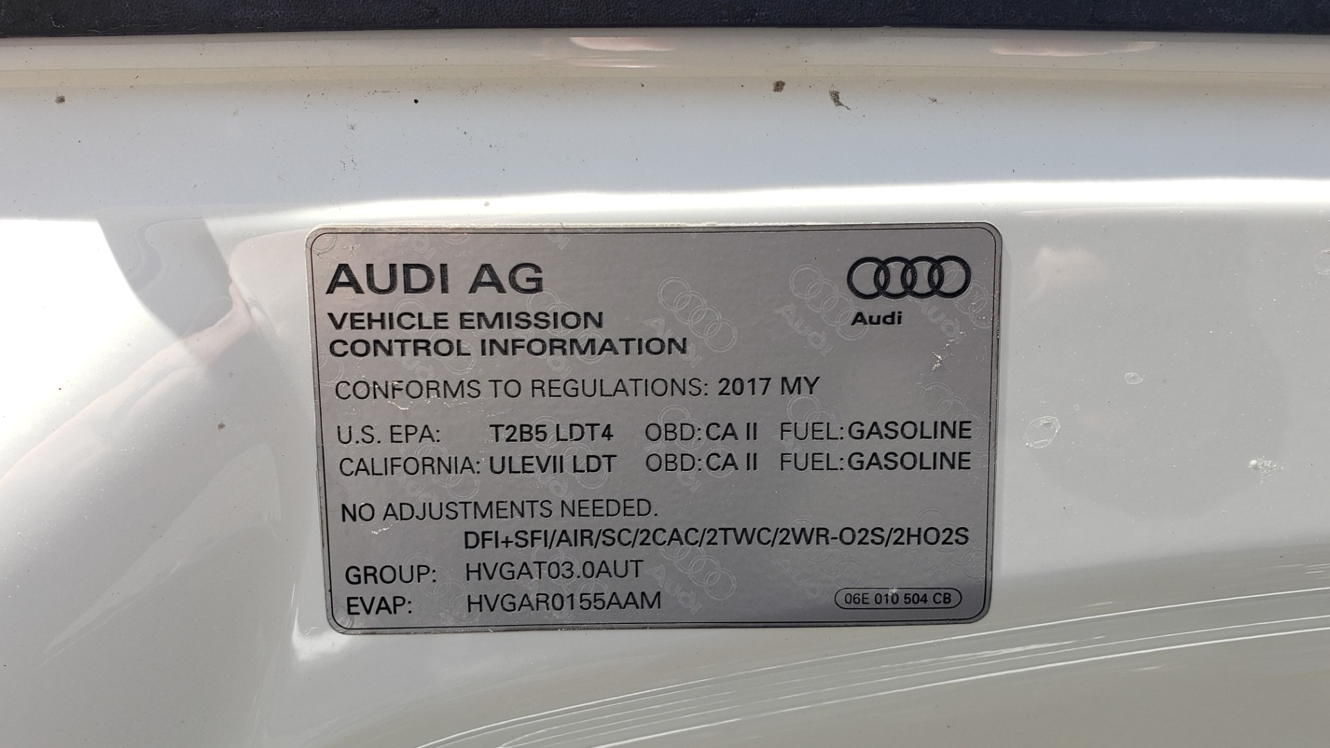 Used 2017 Audi Q7 PRESTIGE / DRVR ASST / CLD WTHR / TOW PKG / BOSE for sale Sold at Formula Imports in Charlotte NC 28227 44