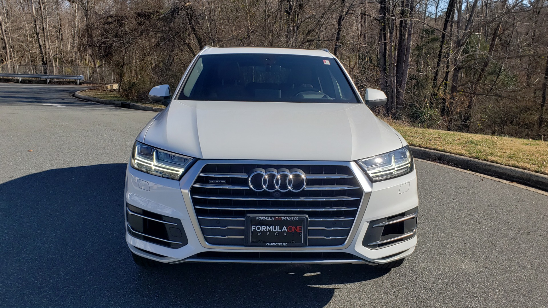 Used 2017 Audi Q7 PRESTIGE / DRVR ASST / CLD WTHR / TOW PKG / BOSE for sale Sold at Formula Imports in Charlotte NC 28227 46