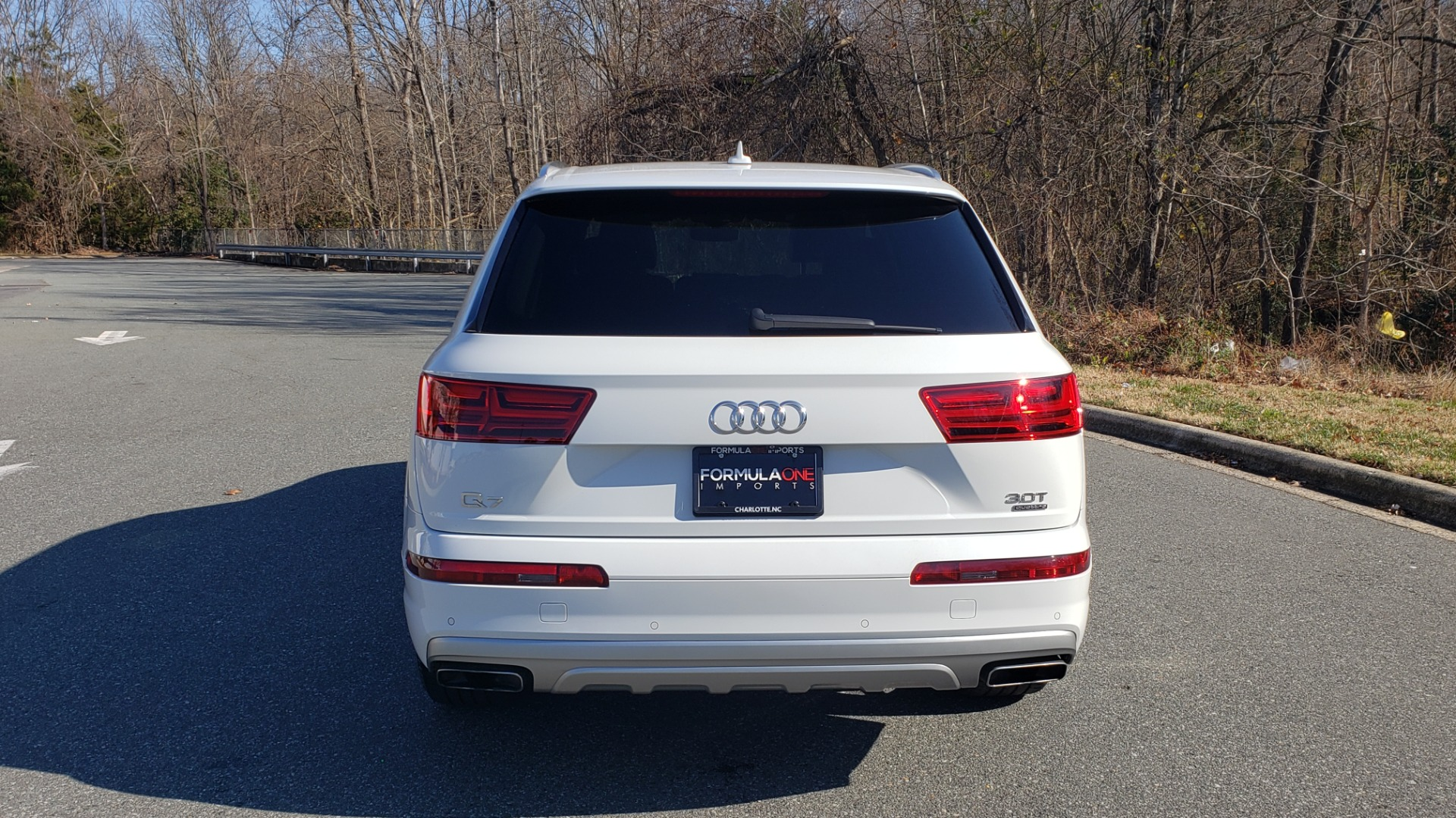 Used 2017 Audi Q7 PRESTIGE / DRVR ASST / CLD WTHR / TOW PKG / BOSE for sale Sold at Formula Imports in Charlotte NC 28227 53