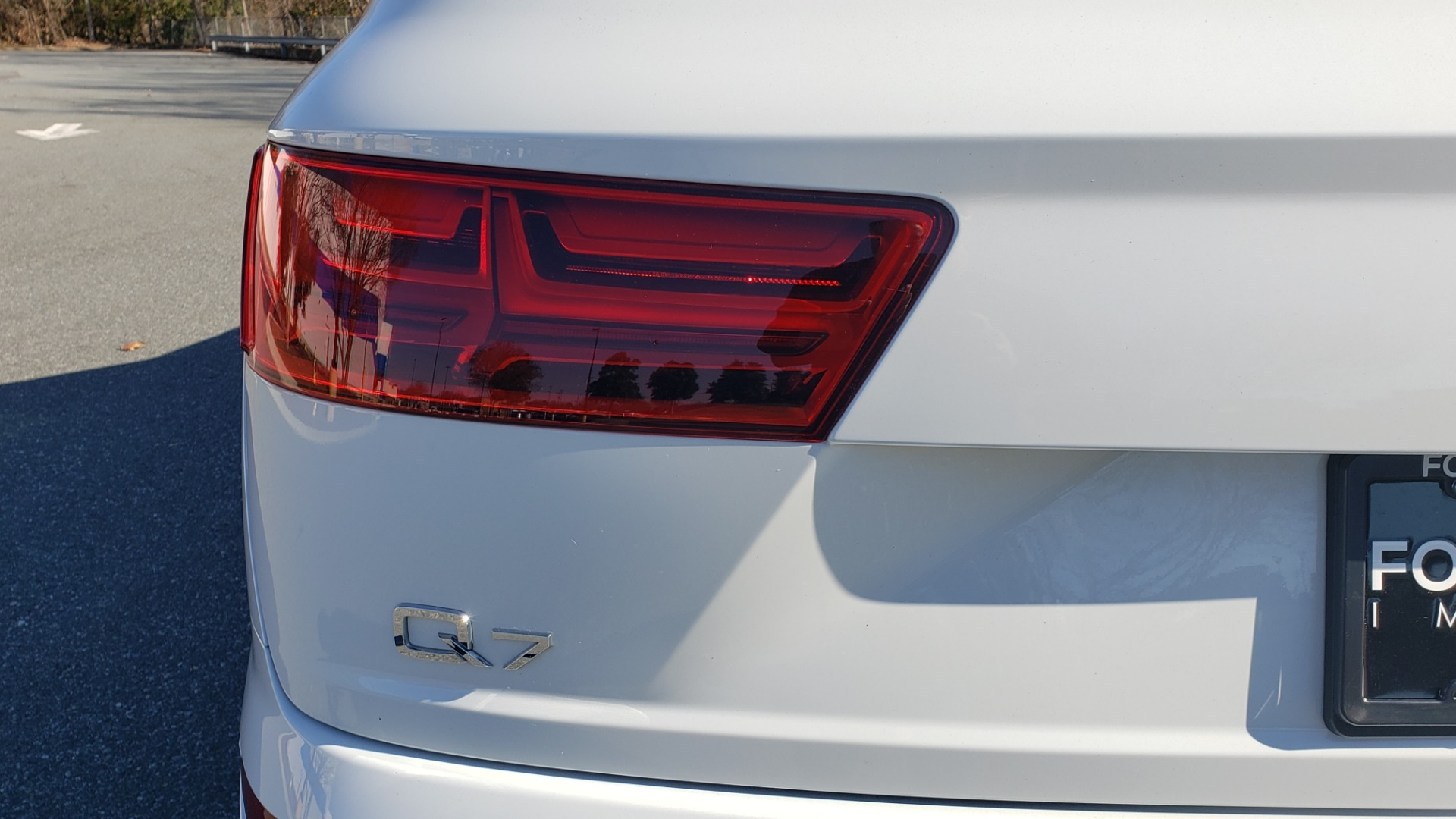 Used 2017 Audi Q7 PRESTIGE / DRVR ASST / CLD WTHR / TOW PKG / BOSE for sale Sold at Formula Imports in Charlotte NC 28227 54