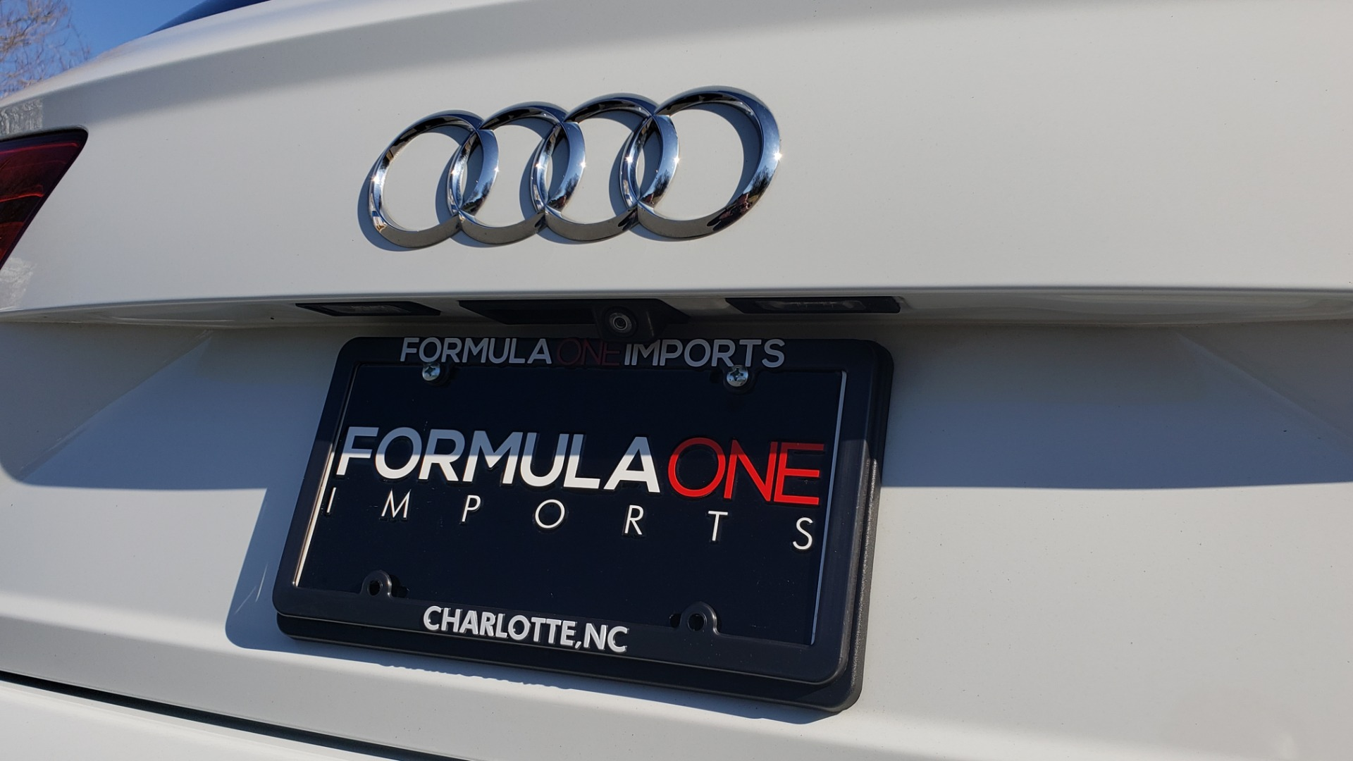 Used 2017 Audi Q7 PRESTIGE / DRVR ASST / CLD WTHR / TOW PKG / BOSE for sale Sold at Formula Imports in Charlotte NC 28227 56