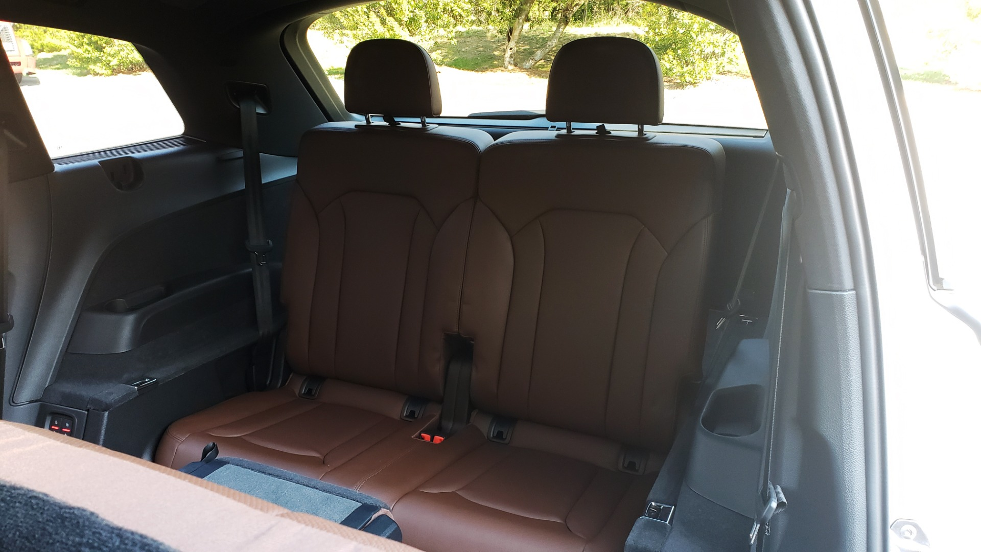 Used 2017 Audi Q7 PRESTIGE / DRVR ASST / CLD WTHR / TOW PKG / BOSE for sale Sold at Formula Imports in Charlotte NC 28227 67