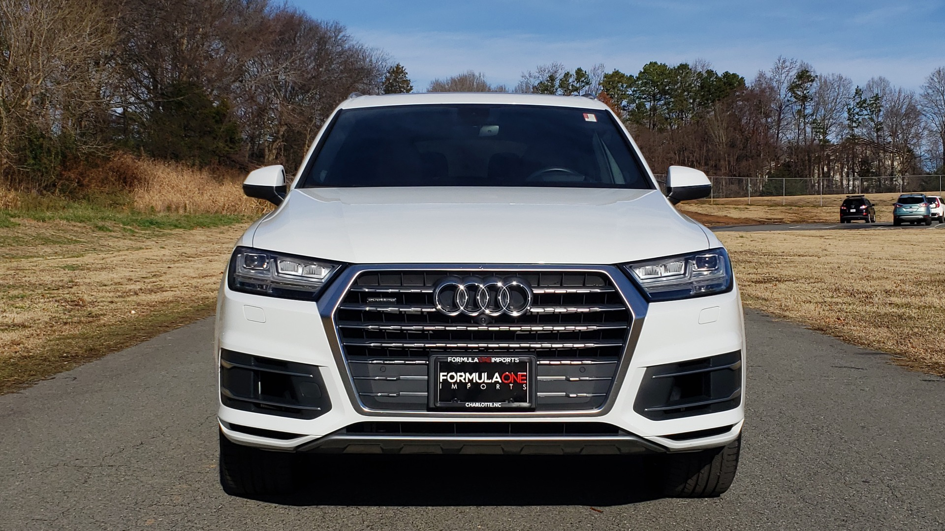 Used 2017 Audi Q7 PRESTIGE / DRVR ASST / CLD WTHR / TOW PKG / BOSE for sale Sold at Formula Imports in Charlotte NC 28227 7