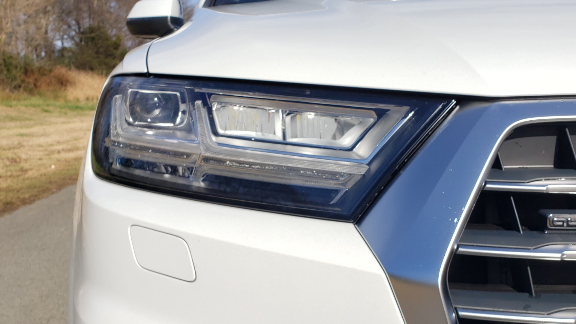 Used 2017 Audi Q7 PRESTIGE / DRVR ASST / CLD WTHR / TOW PKG / BOSE for sale Sold at Formula Imports in Charlotte NC 28227 8
