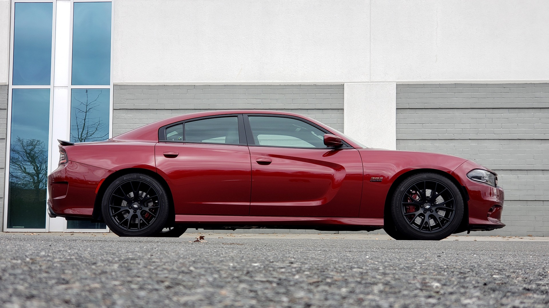 Used 2018 Dodge CHARGER R/T SCAT PACK / 6.4L 485HP / 8-SPD AUTO / HEATED / REARVIEW for sale Sold at Formula Imports in Charlotte NC 28227 6