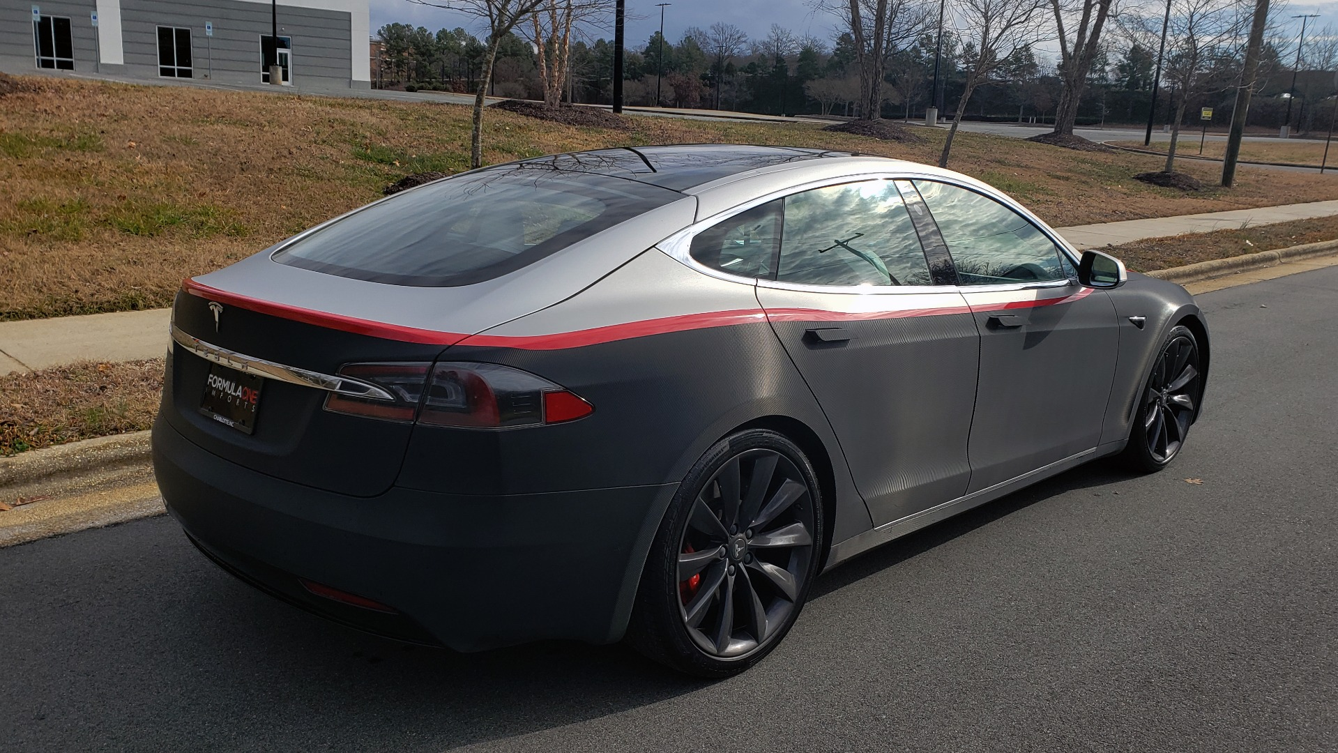 Used 2017 Tesla MODEL S P100D LUDICROUS PERF / PREM / TECH / AUTO PILOT for sale Sold at Formula Imports in Charlotte NC 28227 10