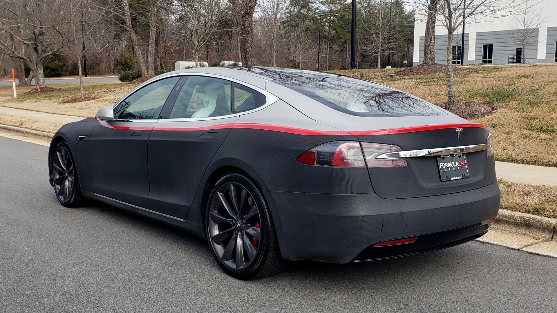 Used 2017 Tesla MODEL S P100D LUDICROUS PERF / PREM / TECH / AUTO PILOT for sale Sold at Formula Imports in Charlotte NC 28227 6