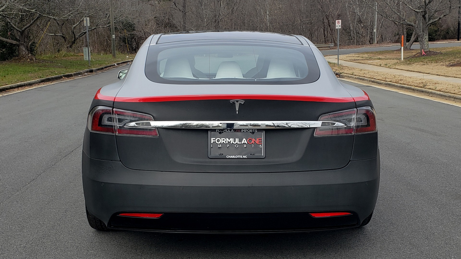 Used 2017 Tesla MODEL S P100D LUDICROUS PERF / PREM / TECH / AUTO PILOT for sale Sold at Formula Imports in Charlotte NC 28227 67
