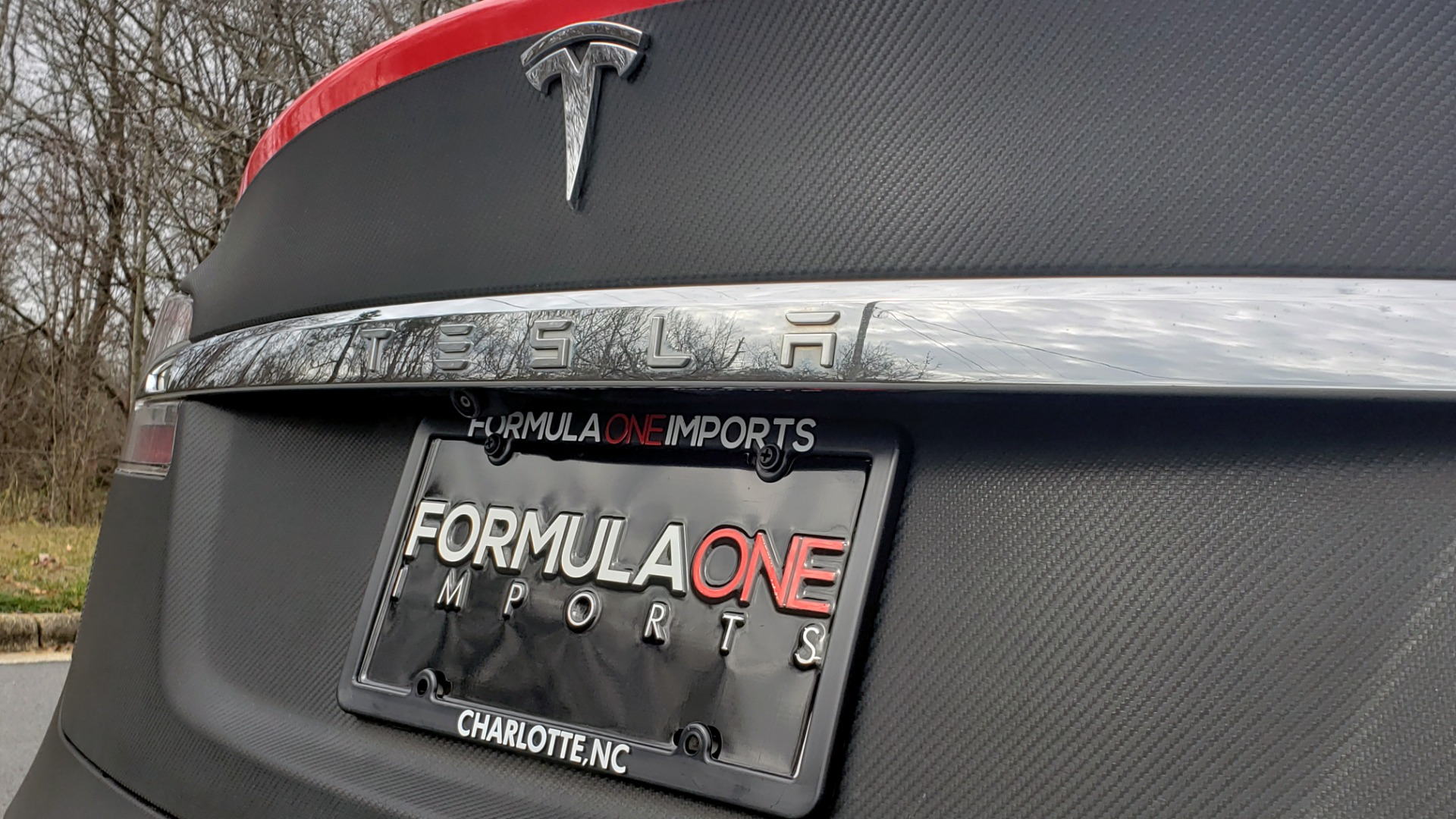 Used 2017 Tesla MODEL S P100D LUDICROUS PERF / PREM / TECH / AUTO PILOT for sale Sold at Formula Imports in Charlotte NC 28227 70