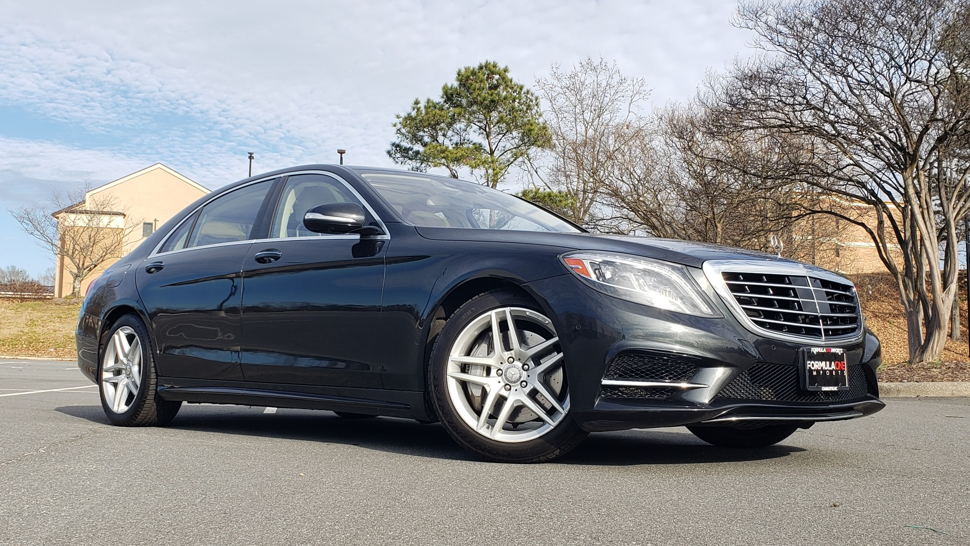 Used 2015 Mercedes-Benz S-CLASS S 550 PREMIUM / SPORT / WARMTH&COMFORT / DRVR ASST / SRND VIEW for sale Sold at Formula Imports in Charlotte NC 28227 10