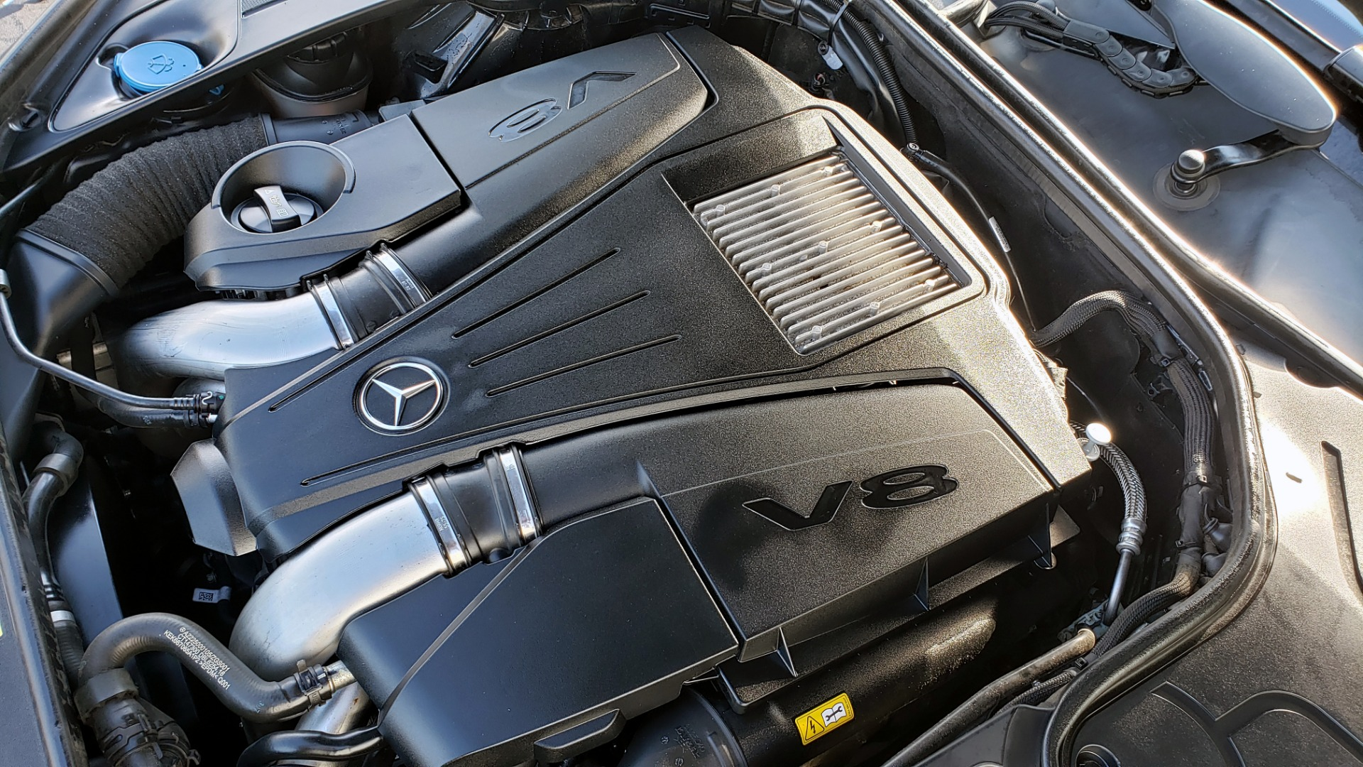 Used 2015 Mercedes-Benz S-CLASS S 550 PREMIUM / SPORT / WARMTH&COMFORT / DRVR ASST / SRND VIEW for sale Sold at Formula Imports in Charlotte NC 28227 17