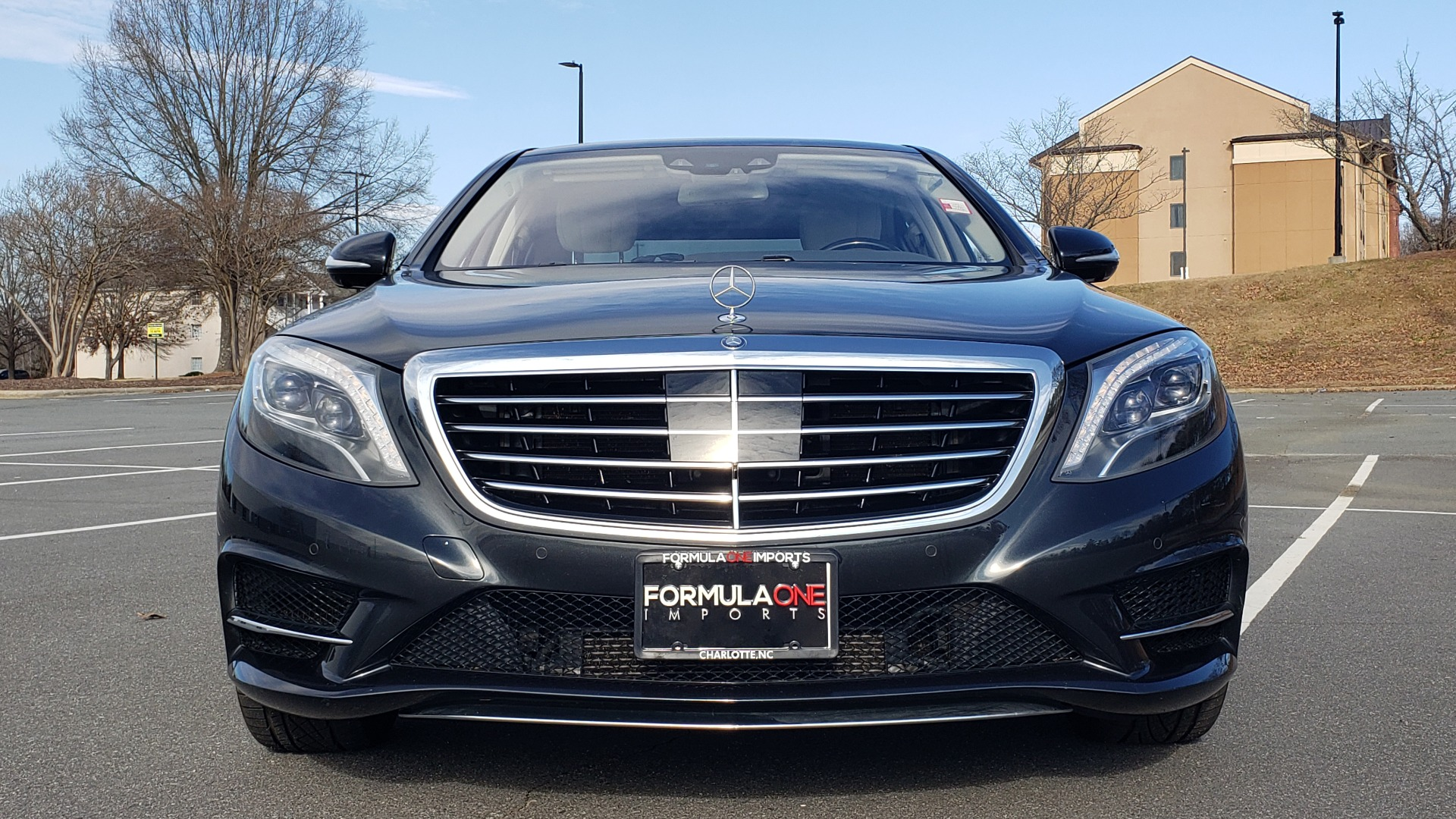 Used 2015 Mercedes-Benz S-CLASS S 550 PREMIUM / SPORT / WARMTH&COMFORT / DRVR ASST / SRND VIEW for sale Sold at Formula Imports in Charlotte NC 28227 24
