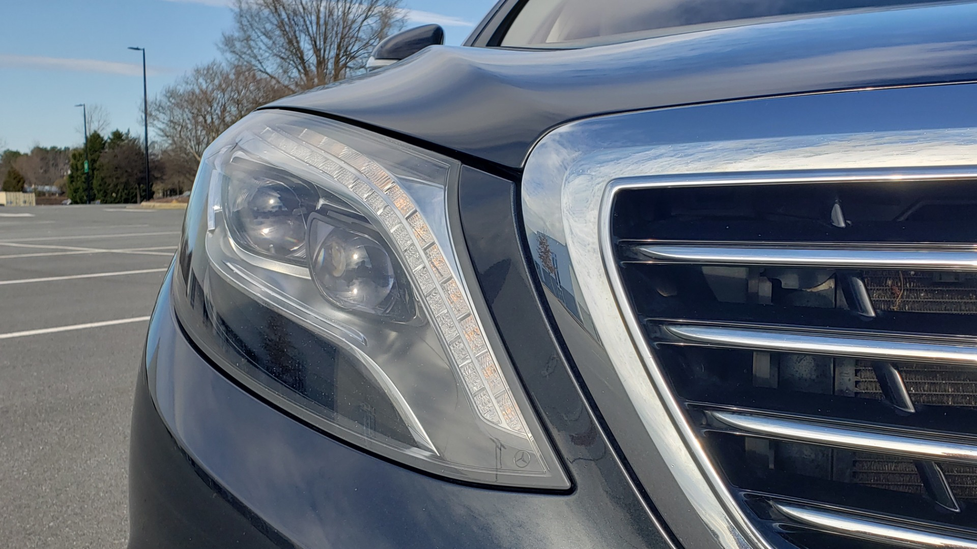 Used 2015 Mercedes-Benz S-CLASS S 550 PREMIUM / SPORT / WARMTH&COMFORT / DRVR ASST / SRND VIEW for sale Sold at Formula Imports in Charlotte NC 28227 25