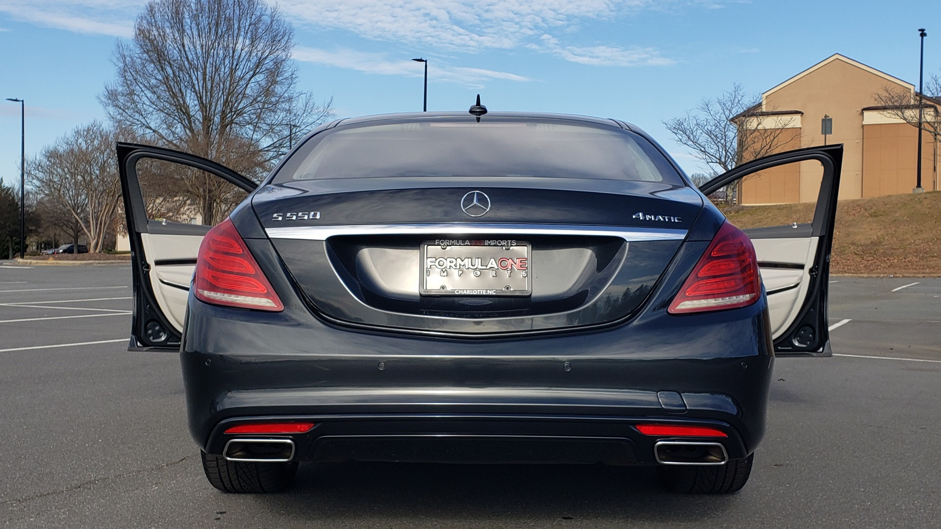 Used 2015 Mercedes-Benz S-CLASS S 550 PREMIUM / SPORT / WARMTH&COMFORT / DRVR ASST / SRND VIEW for sale Sold at Formula Imports in Charlotte NC 28227 32