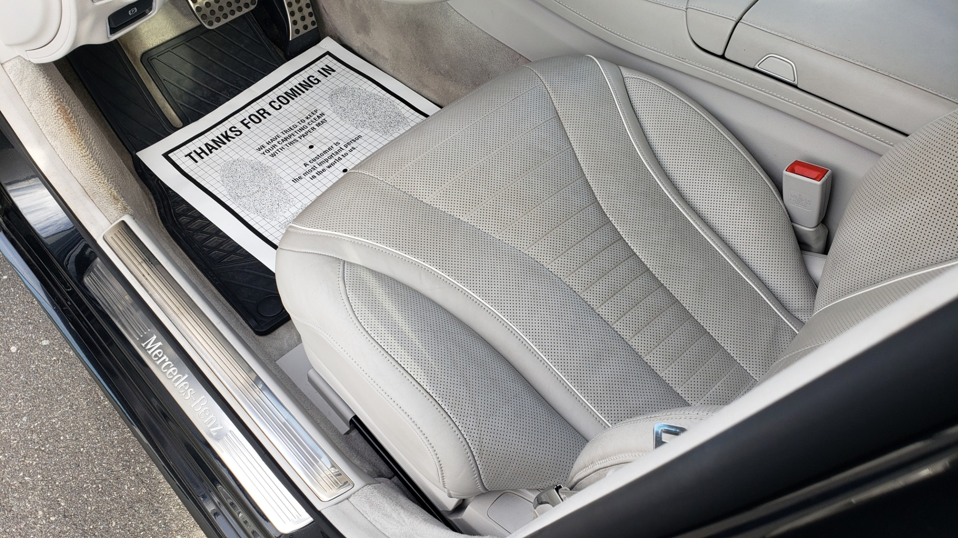 Used 2015 Mercedes-Benz S-CLASS S 550 PREMIUM / SPORT / WARMTH&COMFORT / DRVR ASST / SRND VIEW for sale Sold at Formula Imports in Charlotte NC 28227 39