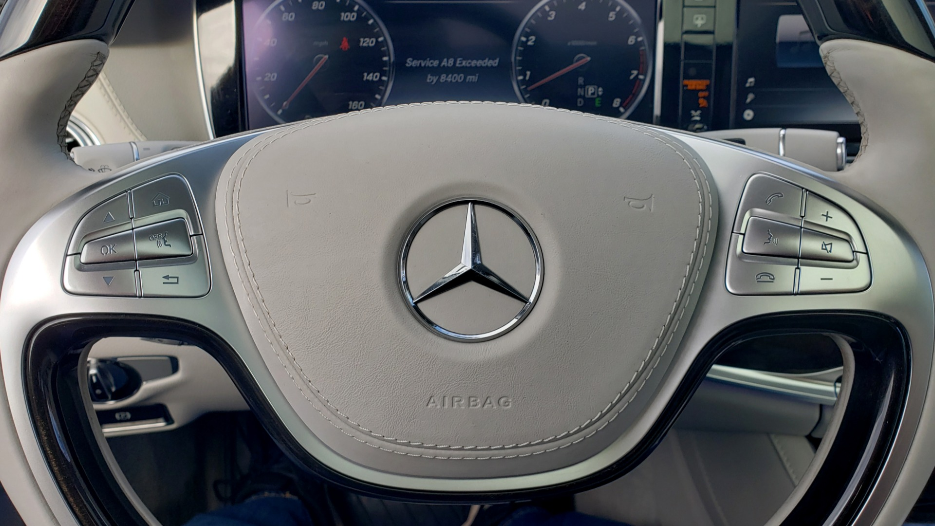 Used 2015 Mercedes-Benz S-CLASS S 550 PREMIUM / SPORT / WARMTH&COMFORT / DRVR ASST / SRND VIEW for sale Sold at Formula Imports in Charlotte NC 28227 44