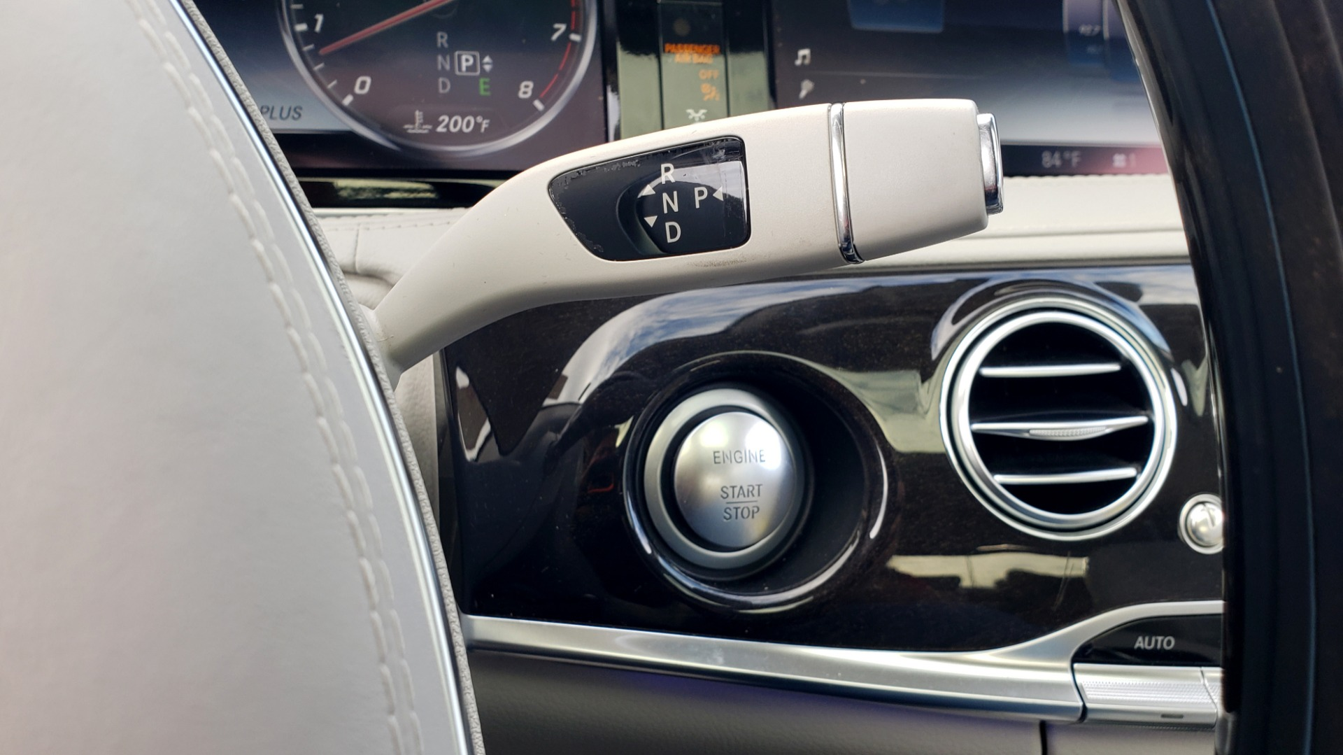 Used 2015 Mercedes-Benz S-CLASS S 550 PREMIUM / SPORT / WARMTH&COMFORT / DRVR ASST / SRND VIEW for sale Sold at Formula Imports in Charlotte NC 28227 47