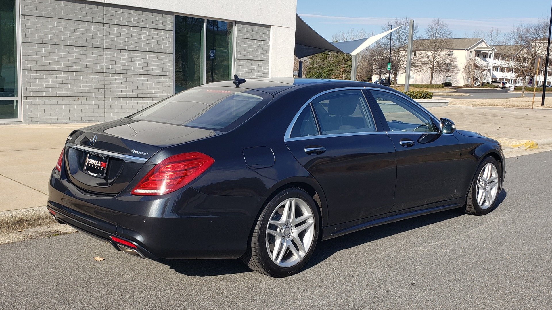 Used 2015 Mercedes-Benz S-CLASS S 550 PREMIUM / SPORT / WARMTH&COMFORT / DRVR ASST / SRND VIEW for sale Sold at Formula Imports in Charlotte NC 28227 8