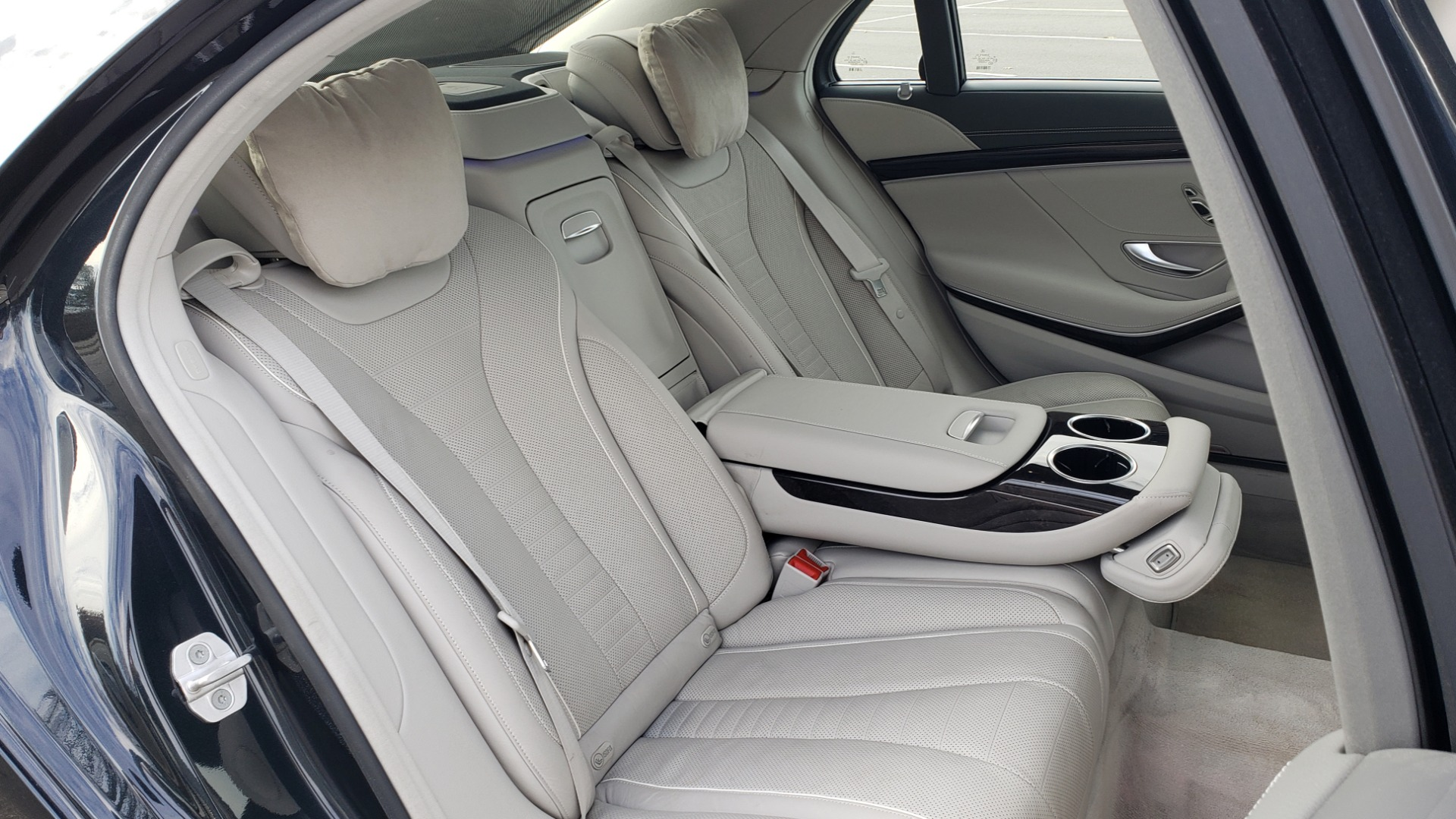 Used 2015 Mercedes-Benz S-CLASS S 550 PREMIUM / SPORT / WARMTH&COMFORT / DRVR ASST / SRND VIEW for sale Sold at Formula Imports in Charlotte NC 28227 85