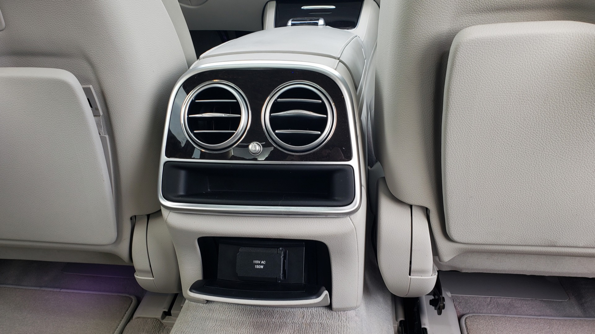 Used 2015 Mercedes-Benz S-CLASS S 550 PREMIUM / SPORT / WARMTH&COMFORT / DRVR ASST / SRND VIEW for sale Sold at Formula Imports in Charlotte NC 28227 90
