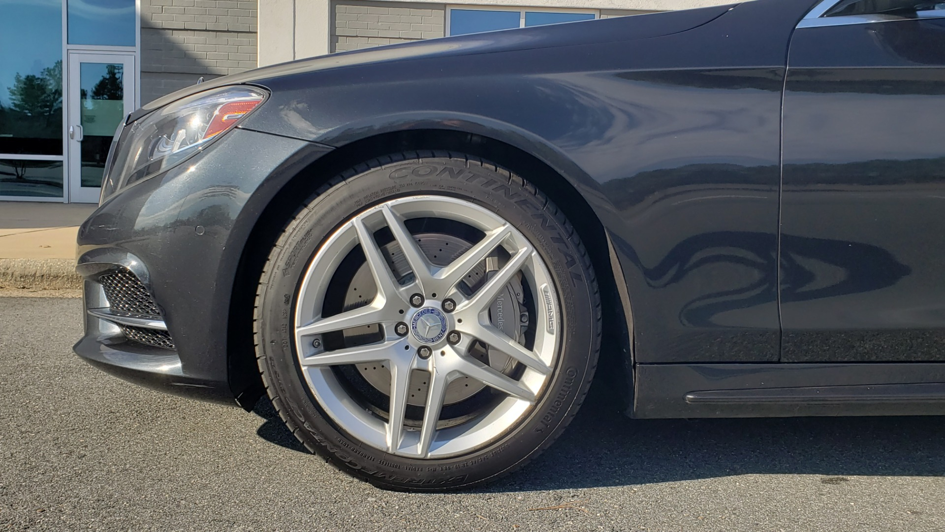 Used 2015 Mercedes-Benz S-CLASS S 550 PREMIUM / SPORT / WARMTH&COMFORT / DRVR ASST / SRND VIEW for sale Sold at Formula Imports in Charlotte NC 28227 95