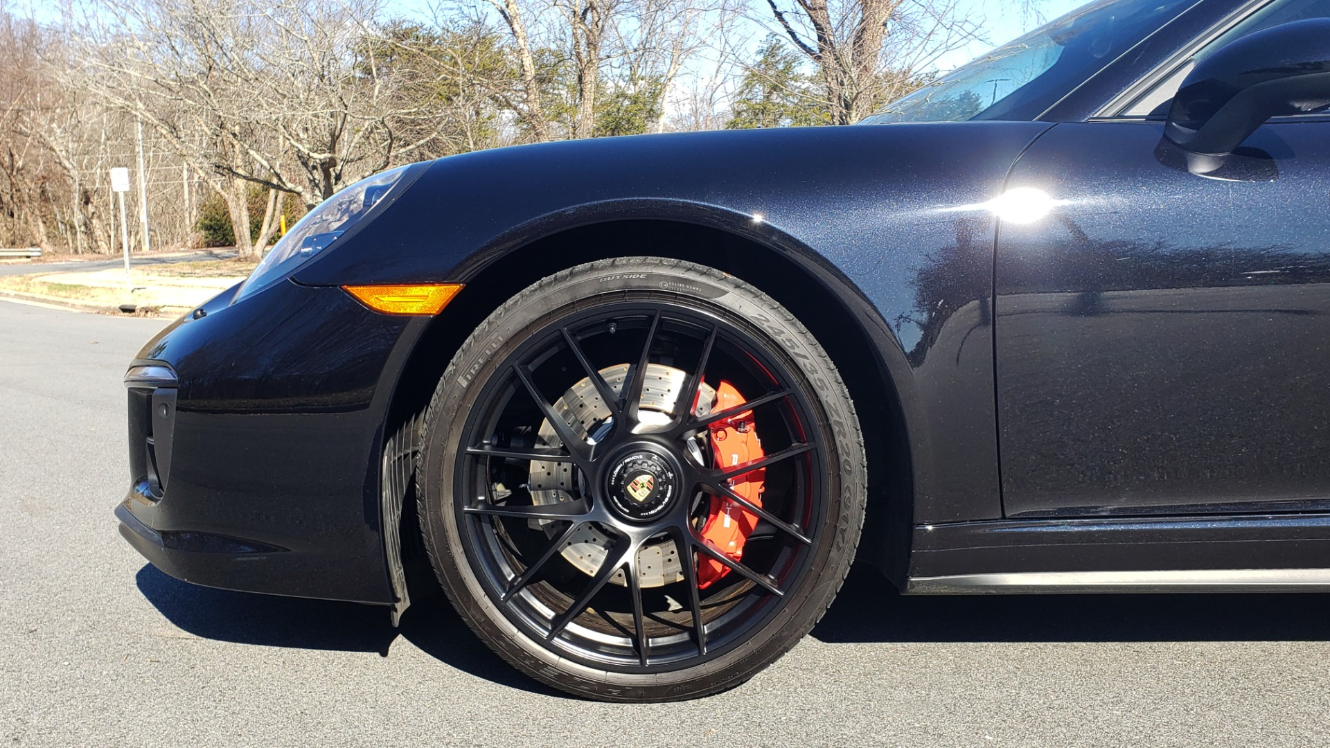 Used 2017 Porsche 911 TARGA 4 GTS / NAV / 7-SPD MANUAL / BURMESTER / REARVIEW for sale Sold at Formula Imports in Charlotte NC 28227 104