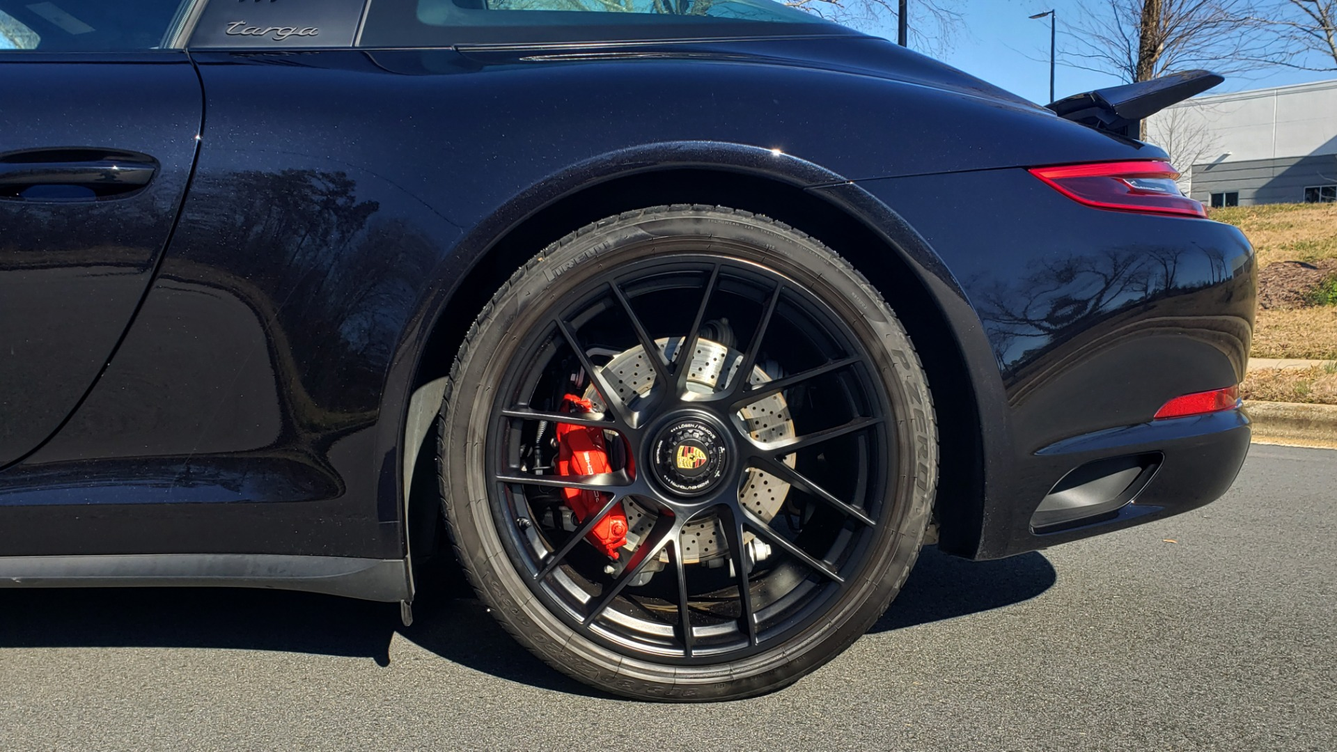 Used 2017 Porsche 911 TARGA 4 GTS / NAV / 7-SPD MANUAL / BURMESTER / REARVIEW for sale Sold at Formula Imports in Charlotte NC 28227 105