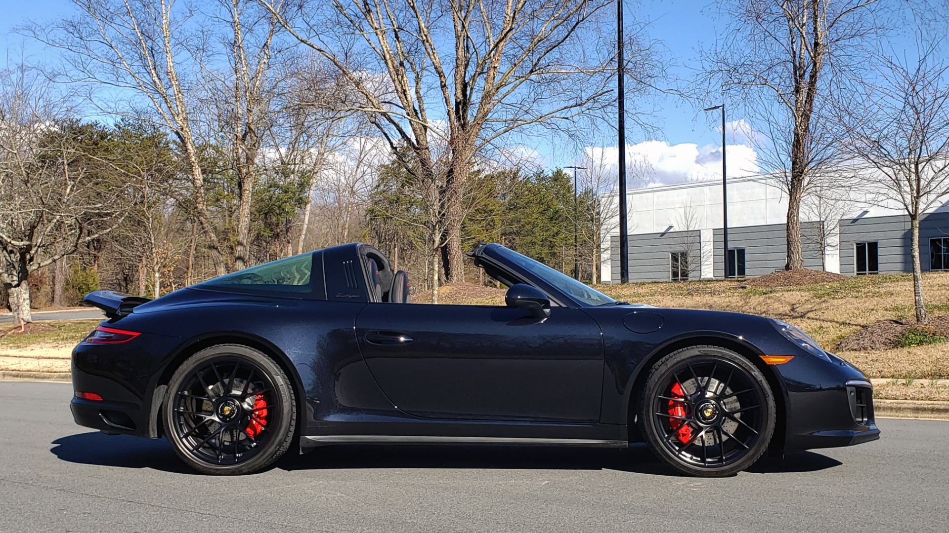 Used 2017 Porsche 911 TARGA 4 GTS / NAV / 7-SPD MANUAL / BURMESTER / REARVIEW for sale Sold at Formula Imports in Charlotte NC 28227 6