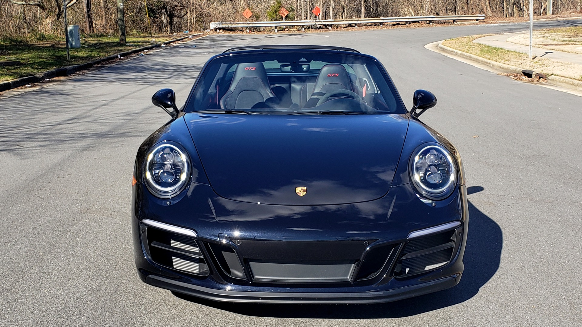 Used 2017 Porsche 911 TARGA 4 GTS / NAV / 7-SPD MANUAL / BURMESTER / REARVIEW for sale Sold at Formula Imports in Charlotte NC 28227 61
